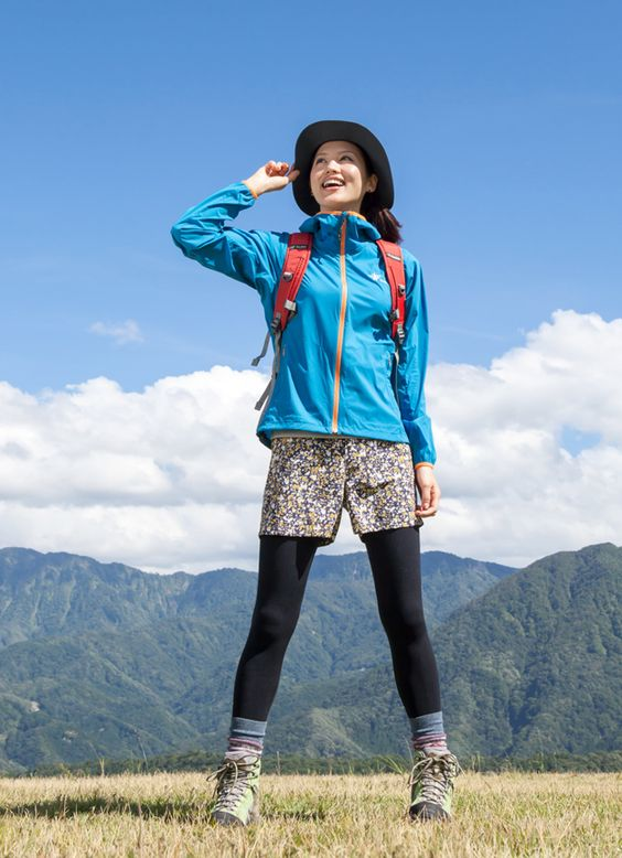 季節別】山ガールのおすすめファッションコーデとは?